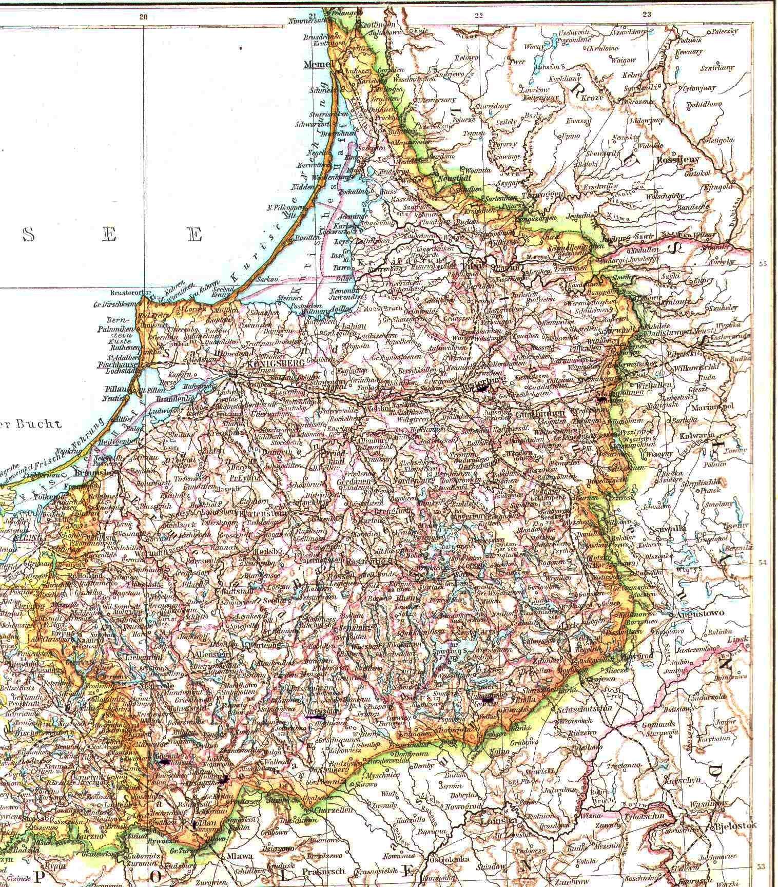 Bildergebnis für Bilder Ostpreußen